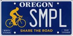 Oregonplate