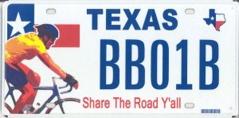 Texasplate