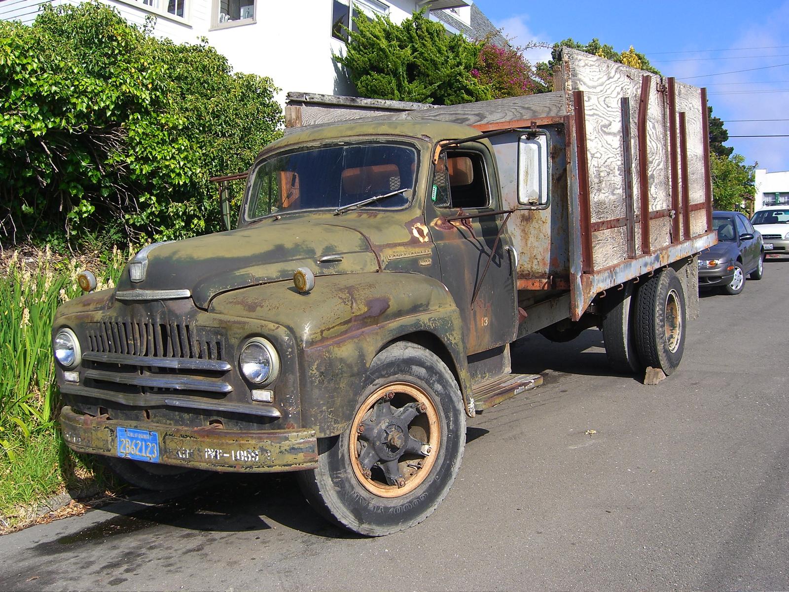 1st Annual Berkeley International Car (and Truck) Show – Infospigot