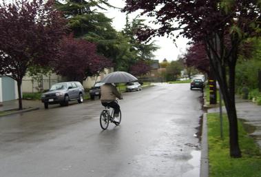 Umbrellabike