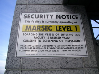 Learning to Love MARSEC - Infospigot: The Chronicles